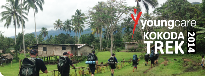 Youngcare Kokoda Trek 2014- Are you up for the challenge